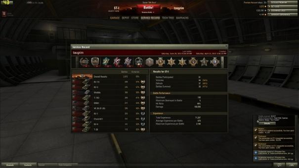 ST-I Ace Tanker screenshot