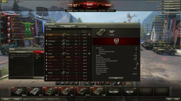 T-150 Ace Tanker screenshot