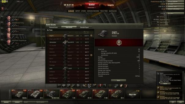 VK36.01 (H) Ace Tanker screenshots