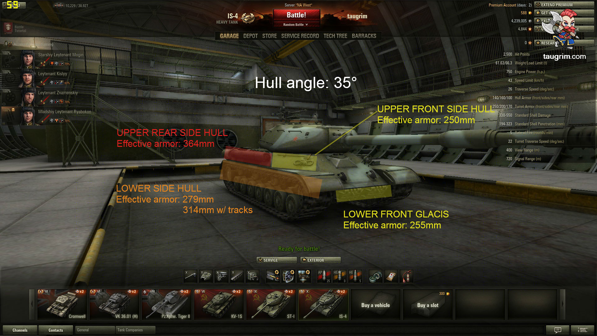 guide to angling in world of tanks | taugrim's mmo blog